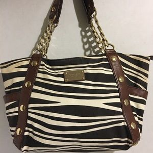 Michael kors Canvas shoulder handbag